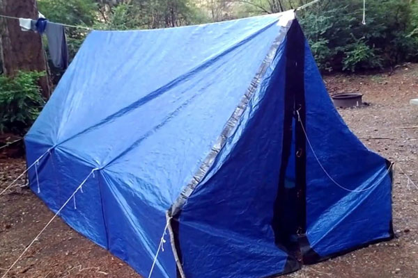 Army Tent Tarpaulin - Military Tent Manufacture