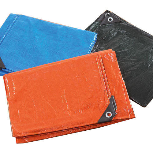 Narmada Polyfab – offering Virgin Tarpaulins at best price in India, and with custom design as per the requirement.