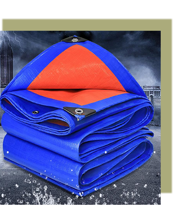 Can avail diverse range of Tarpaulin from us for different Industries